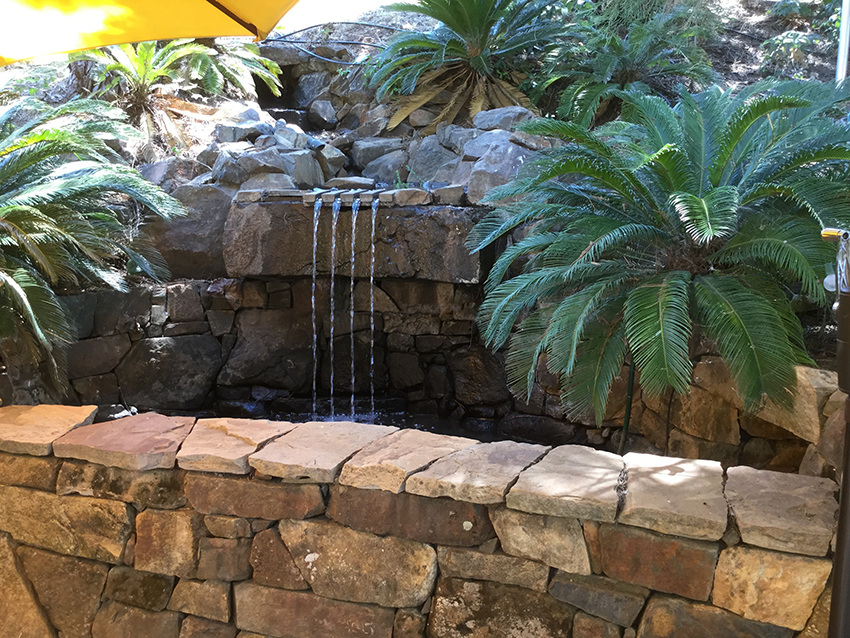 Water fountain | Stonework and water features for your garden