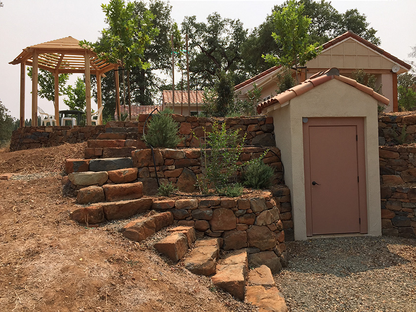 Contractor for Path and patios | Stonemason portfolio for steps, patios, paths